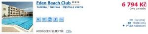 Djerba all inclusive dovolená za 6 794 Kč